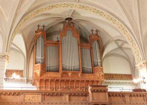 Emmauskirche Orgel
