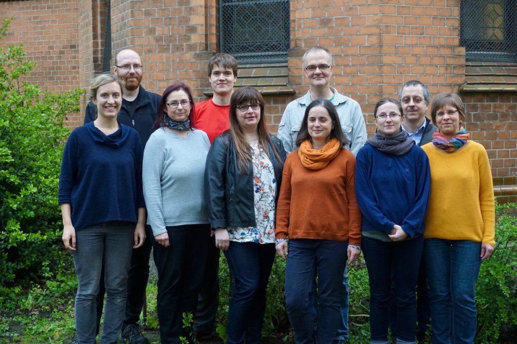 Mitglieder der Kirchgemeindevertretung Sellerhausen-Volkmarsdorf